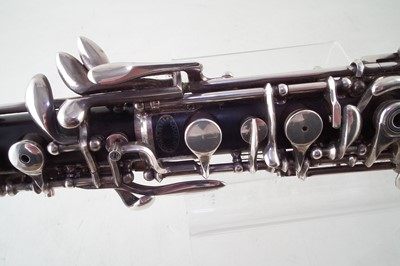 Lot 25-Howarth S2 Oboe in case