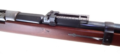 Lot -Mauser M1871/84 bolt action rifle 11 x 60R / .43 calibre