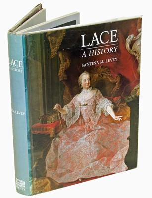 Lot 64-Levy (Santina) Lace - A History