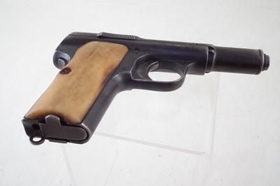 Lot 46 - Deactivated Astra 300 7.65 semi automatic pistol