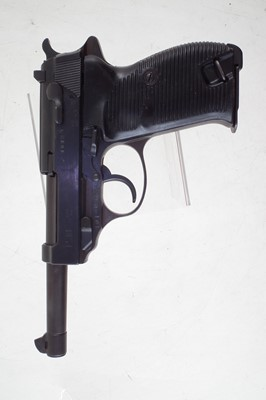 Lot -Deactivated Walther P38 9mm pistol