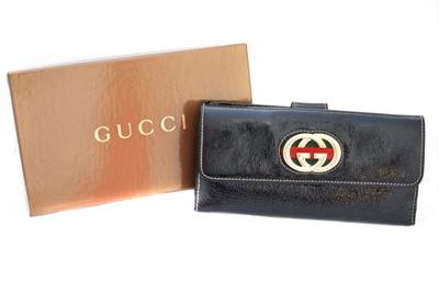 Lot 80 - A Gucci long wallet