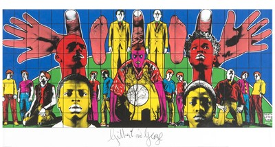 Lot 55 - Gilbert and George (Italian 1943-) and (British 1942-)