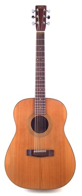 Lot 3-Fylde dreadnought acoustic guitar
