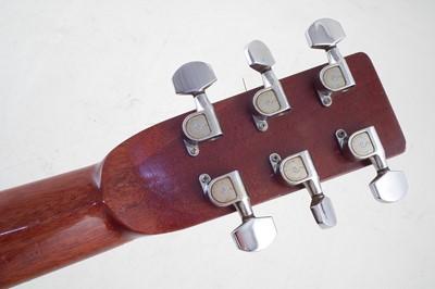 Lot 3-Fylde dreadnought acoustic guitar