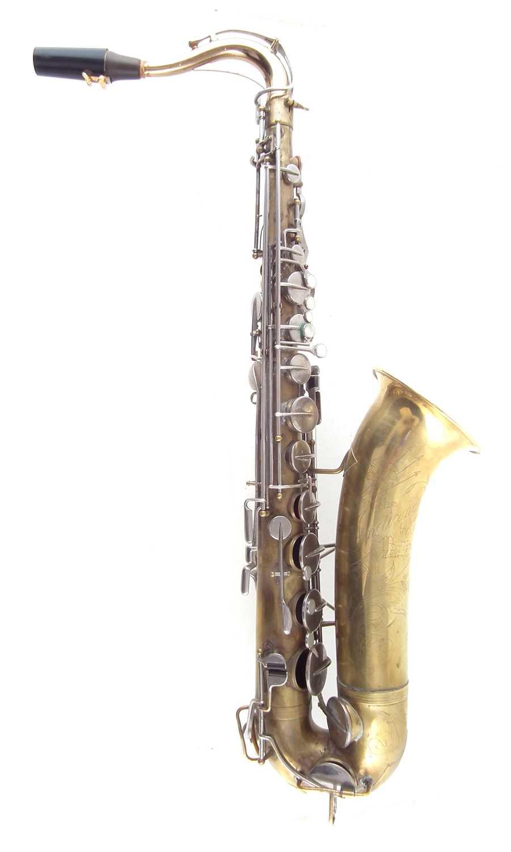 Lot 28 - Martin Indiana saxophone