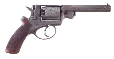 Lot 22-Deane and Sons 4th Model Tranter revolver