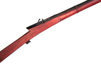 Lot 78 - Matchlock Rampart gun
