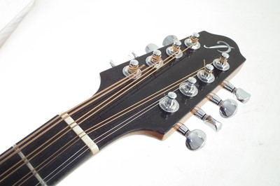 Lot 11-Packard octave mandola with case