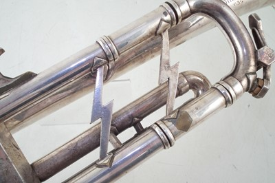 Lot 31-Boosey and Hawkes New Century Trumpet