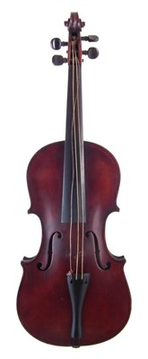 Lot 7-Murdoch The Maidstone violin in case