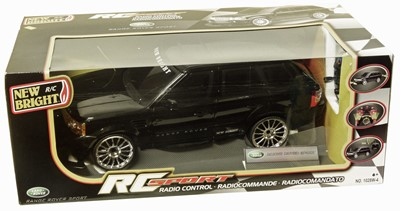 Lot 52-RC Sport remote-controlled Range Rover