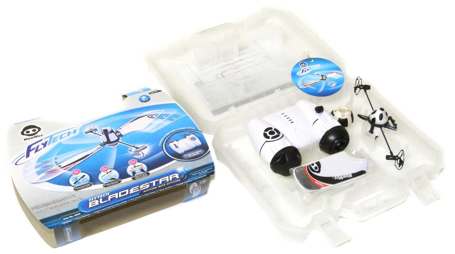 Lot 34-A remote controlled helicopter