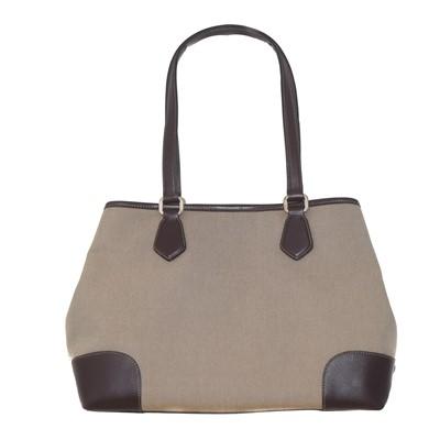 Lot 34 - A Prada Jaquard Logo Tote bag