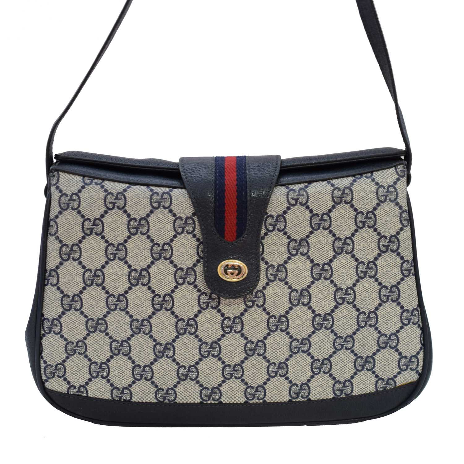 Lot 71 - A vintage Gucci 'Accessory Collection' bag