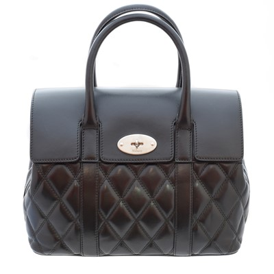 Lot 88 - A Mulberry Small Bayswater bag