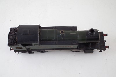 Lot 6-Bassett Loake O Gauge electric 2-6-2 loco, in Great Western livery.