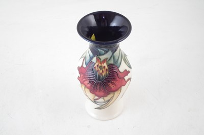 Lot 138 - Moorcroft vase