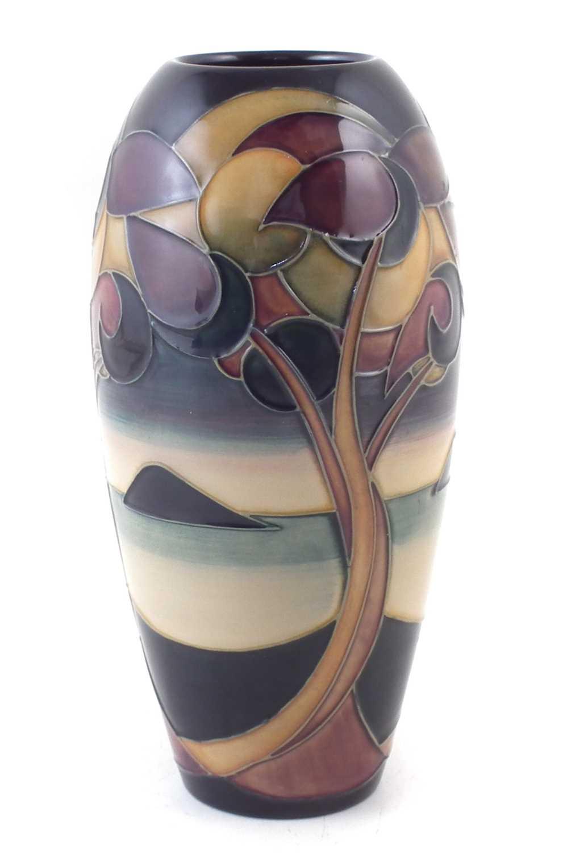 Lot 141 - Moorcroft vase