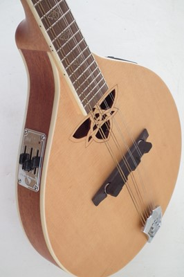 Lot 18-Ozark mandolin in hard case