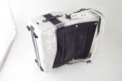 Lot 37-Primo piano accordion in case