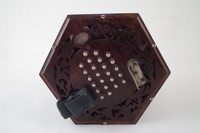Lot 39-Jones English concertina