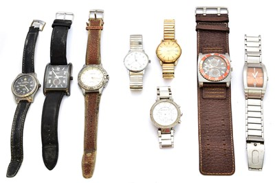 Lot 56 - A selection of watches