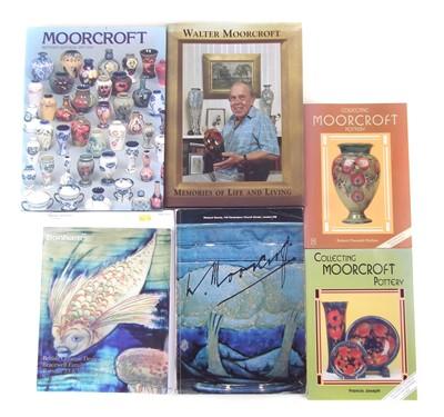 Lot 202 - Moorcroft reference works