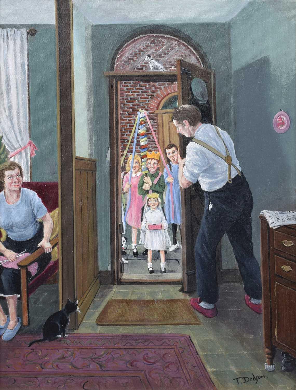 Lot 79-Tom Dodson (British 1910-1991)