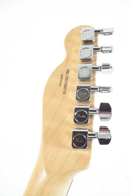 Lot 1-Fender American Special Telecaster with case