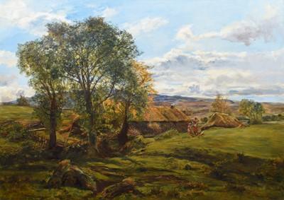 Lot 24-Alexander Fraser Jnr. R.S.A., R.S.W. (Scottish 1828-1899)