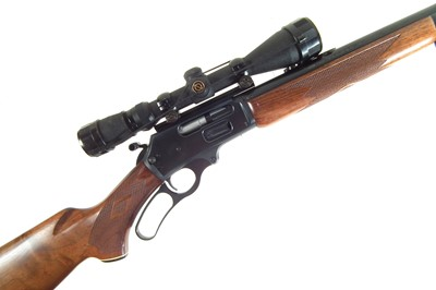 Lot -Marlin 45-70 lever action rifle