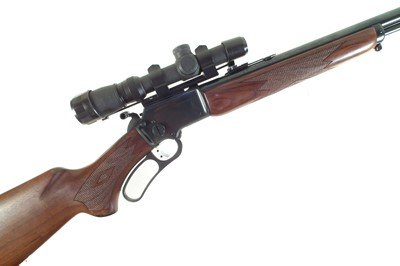 Lot -Marlin .22lr lever action rifle
