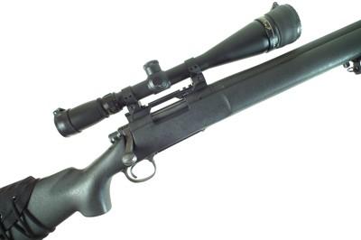 Lot 55 - Remington Model 700 .223 bolt action rifle