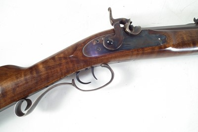Lot 58 - Pedersoli Hawken .50 calibre percussion rifle