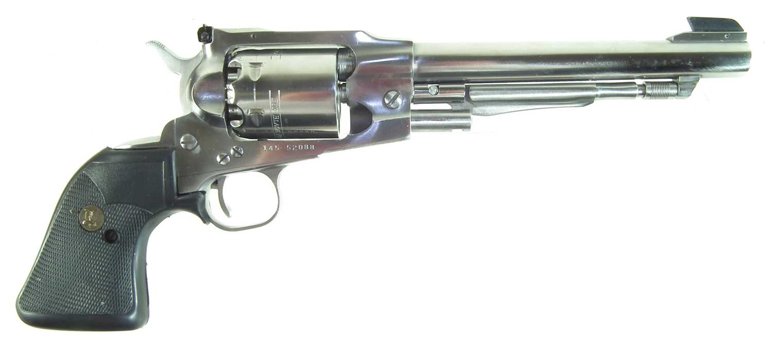 Lot 17-Ruger Old Army .45 muzzle loading revolver