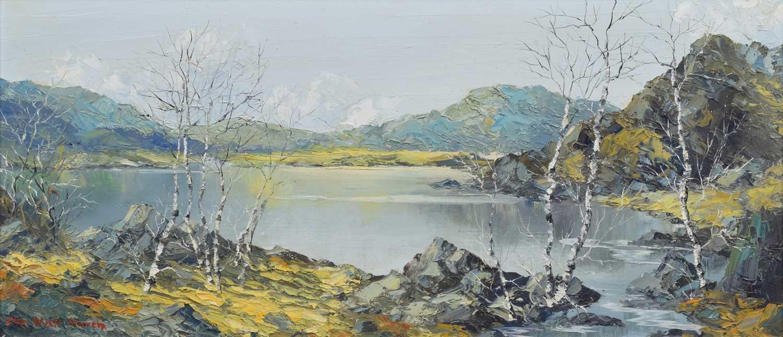 Lot 53 - Charles Wyatt Warren (British 1908-1983)