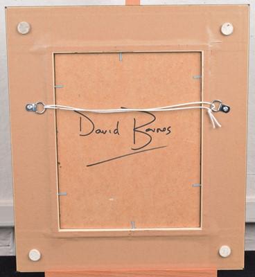 Lot 55 - David Barnes (British 1943-)