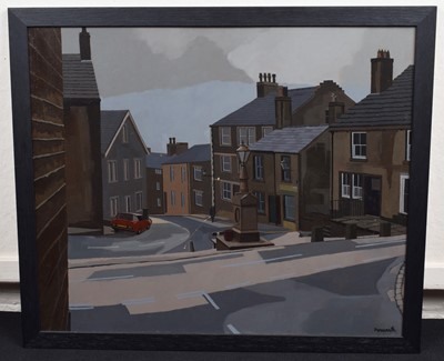 Lot 32-Russell Howarth (British 1927-2020)