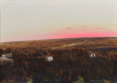 Lot 70-Peter Brook (British 1927-2009)