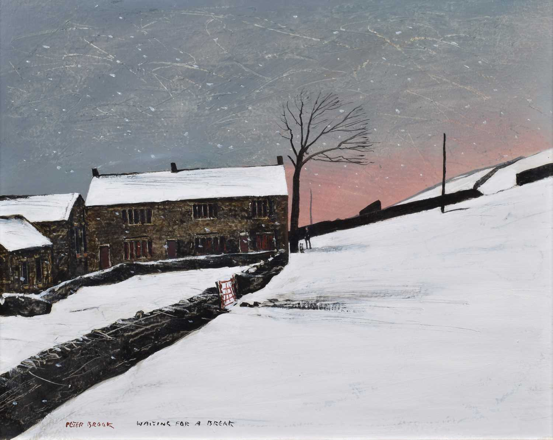 Lot 71 - Peter Brook (British 1927-2009)