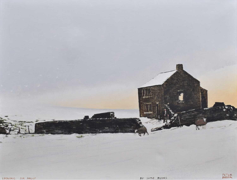 Lot 72-Peter Brook (British 1927-2009)