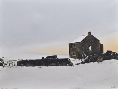Lot 72-Peter Brook (British 1927-2009)