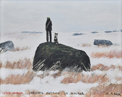 Lot 74-Peter Brook (British 1927-2009)