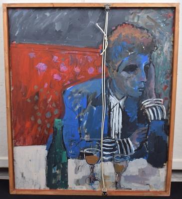 Lot 39 - Tom Durkin (British 1928-1990)