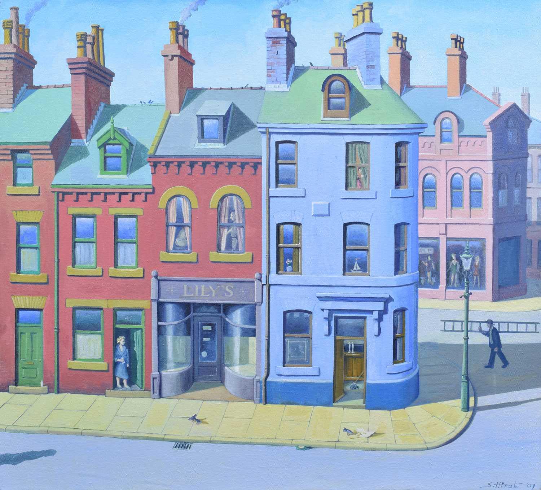 Lot 34-Stuart Hirst (British 1950-)