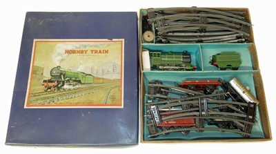 Lot 11-Boxed Hornby No. 605