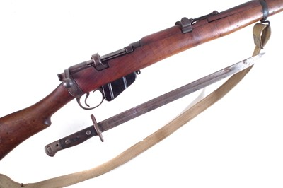Lot Deactivated Lee Enfield SMLE