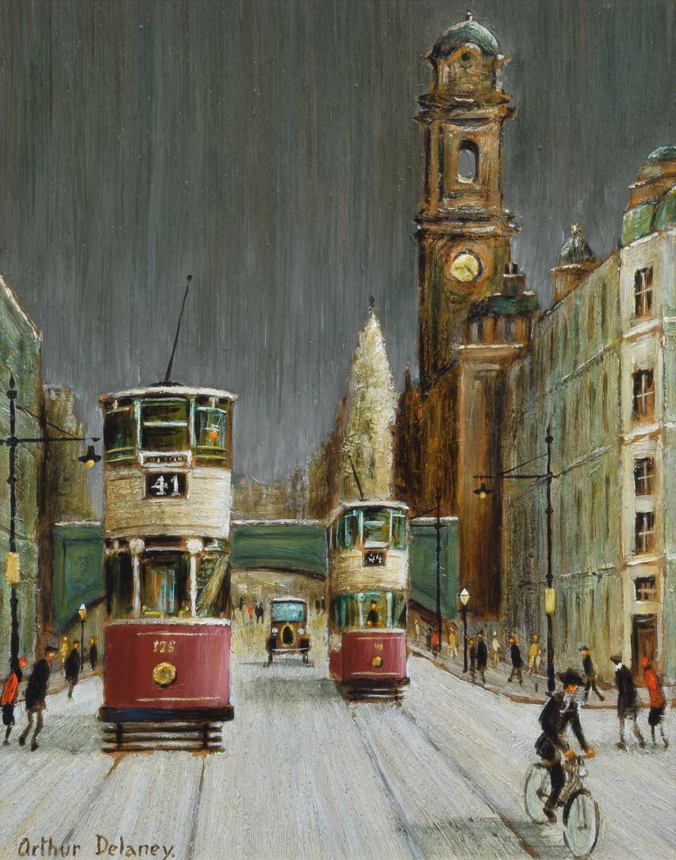 Lot 48-Arthur Delaney (British 1927-1987)