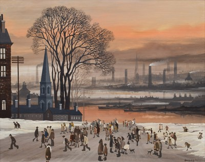 Lot 51-Brian Shields (Braaq) (British 1951-1997)
